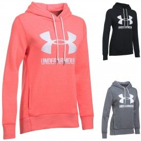 Sweat à capuche Favorite Fleece Femme Under Armour