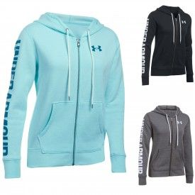 Veste à capuche Favorite Femme Under Armour