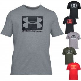 Tee shirt Sportstyle UA Boxed Under Armour