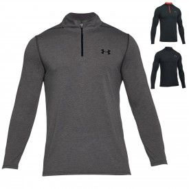 Sweat 1/4 Zip Threadborne Fitted