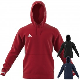 Sweat à capuche Hoody Team 19 - Adidas DW6860